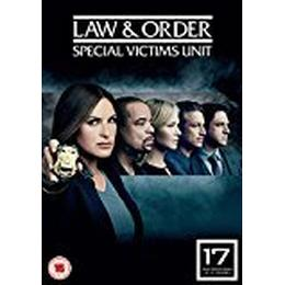 Law and Order - Special Victims Unit - Season 17 [DVD]